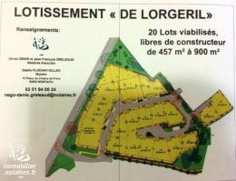 Achat Terrain St Hilaire de Loulay