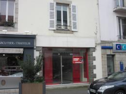 Location Commerce 2 pièces Carhaix Plouguer
