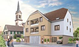 Achat Parking Holtzheim