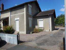 Location Maison 4 pièces St Vallier