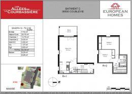Achat Appartement 3 pièces Coublevie