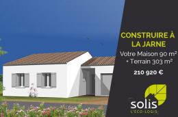 Achat Maison+Terrain 4 pièces La Jarne
