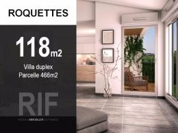 Achat Maison 5 pièces Roquettes