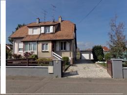 Achat Maison 4 pièces Wittelsheim