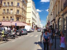 Location Commerce Paris 06