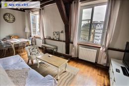 Location Appartement 3 pièces Paris 01