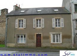 Achat Maison 6 pièces Carhaix Plouguer