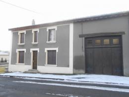 Achat Maison 4 pièces Mont Bonvillers