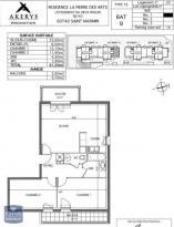 Location Appartement 3 pièces St Maximin
