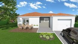 Achat Maison+Terrain 4 pièces Menetrol
