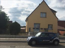 Location Maison 3 pièces Haguenau