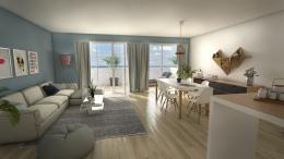 Location Appartement 4 pièces Marsillargues
