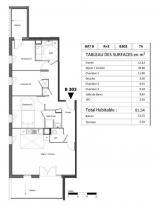 Achat Appartement 4 pièces Decines-Charpieu