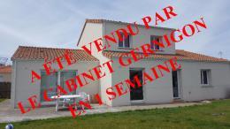 Achat Maison 8 pièces Beaupreau