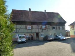 Location Appartement 3 pièces Marckolsheim