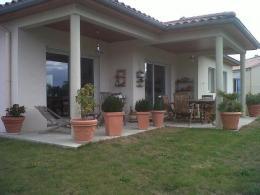 Location Villa 5 pièces Chatuzange le Goubet