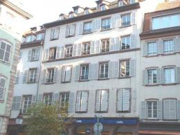 Appartement Strasbourg &bull; <span class='offer-area-number'>27</span> m² environ &bull; <span class='offer-rooms-number'>1</span> pièce