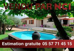 Achat Maison 4 pièces St Quentin de Baron
