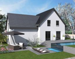 Achat Maison+Terrain 5 pièces Froeningen