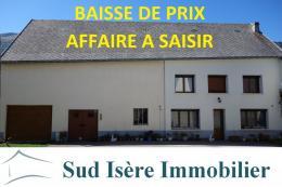 Achat Maison 8 pièces St Jean de Vaulx