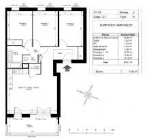 Achat Appartement 4 pièces Mions
