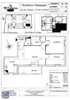 Location Appartement 3 pièces Langres