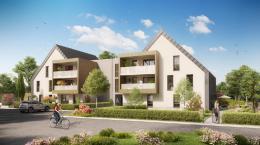 Achat Appartement 2 pièces La Wantzenau