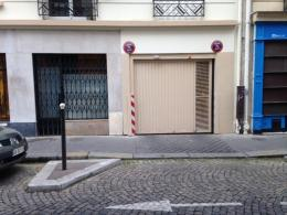 Location Parking Paris 17