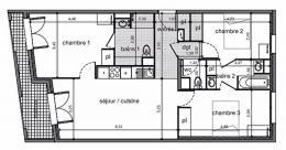 Achat Appartement 4 pièces Lagny sur Marne