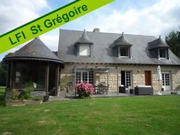 Location Maison 6 pièces St Gregoire
