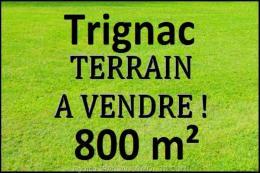 Achat Terrain Trignac