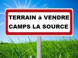 Achat Terrain Camps la Source