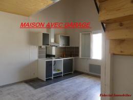 Location Maison 2 pièces St Pargoire