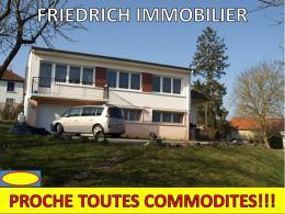 Achat Maison 8 pièces Commercy