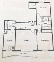 Location Appartement 3 pièces Montrouge