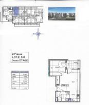 Achat Appartement 2 pièces Morieres les Avignon