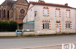 Achat Maison 6 pièces La Copechagniere