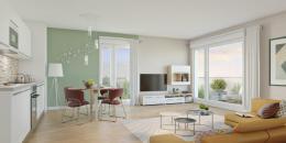 Achat Appartement 2 pièces Tremblay-en-France