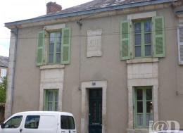 Achat Maison 4 pièces Fontenay le Comte