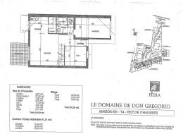 Location Maison 4 pièces Dax