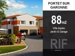 Achat Maison 4 pièces Portet sur Garonne