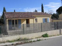 Location Maison 4 pièces Loriol du Comtat