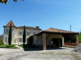 Achat Propriété 8 pièces Castelnau Montratier