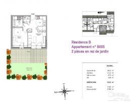 Achat Appartement 2 pièces Beaumont