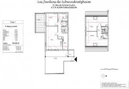 Achat Appartement 4 pièces Schwindratzheim