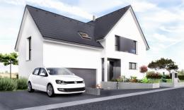 Achat Maison+Terrain 5 pièces Ottmarsheim