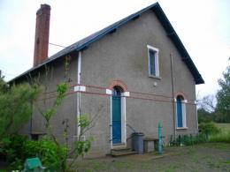 Achat Maison 3 pièces Grez en Bouere