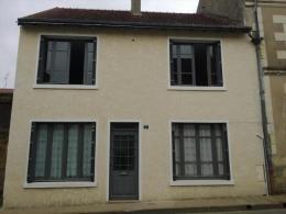 Achat Maison 3 pièces Orbigny