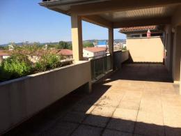 Location Appartement 2 pièces Jassans Riottier