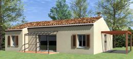 Achat Villa 4 pièces Charmes sur Rhone
